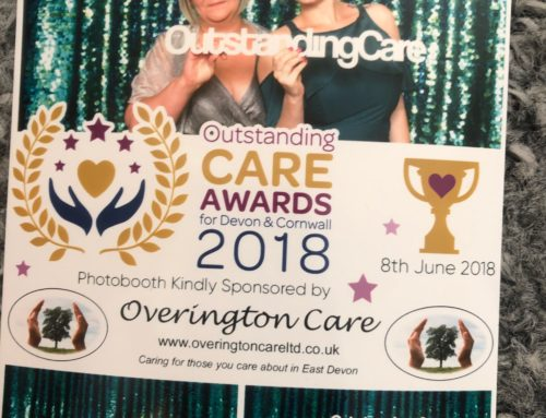 Outstanding Care Awards 2018
